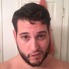 Blake felhasználói profilja