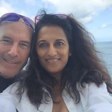 Profil utilisateur de Eric & Purnima