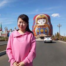 荣荣 Brukerprofil