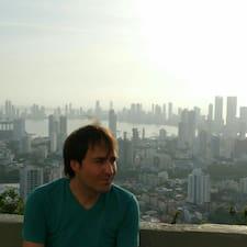 Profilo utente di Carlos Alberto