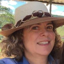 Henkilön Maria Leticia käyttäjäprofiili