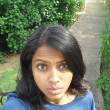 Profil korisnika Sanjeetha