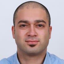 Perfil do utilizador de Fatih