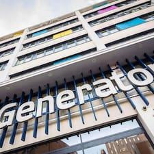 Generator - Profil Użytkownika