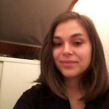 Profil utilisateur de Krystele
