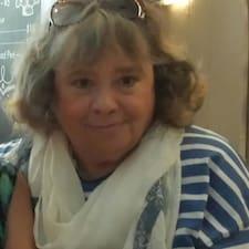 M. Elizabeth felhasználói profilja