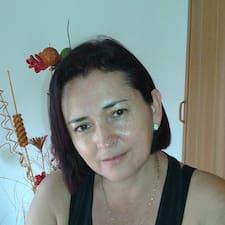 Henkilön Diana Fernanda käyttäjäprofiili