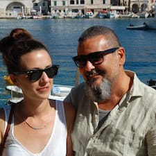Maria & Aleksandar User Profile