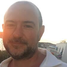 Perfil do utilizador de Fabrizio