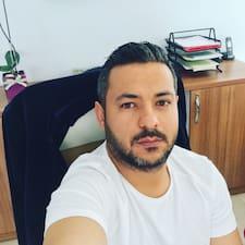 Hanifi - Uživatelský profil