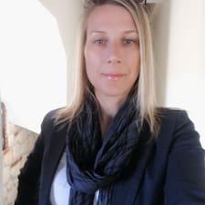 Viktorija felhasználói profilja