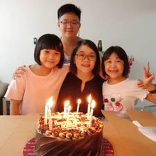 Användarprofil för Siew Hong