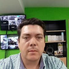 Profil utilisateur de Luis Ruben