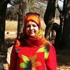 Gulshen Afridi的用戶個人資料