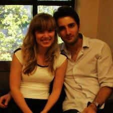 John And Violetta User Profile
