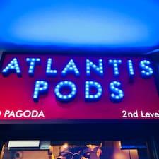 Profil Pengguna Atlantis