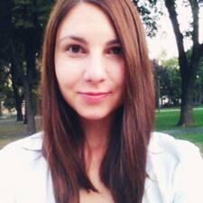 Perfil do usuário de Jelena