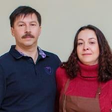 Профиль пользователя Елена&Сергей