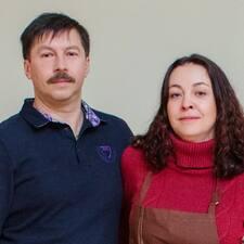 Елена&Сергей User Profile