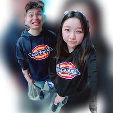 Profil utilisateur de Ming-Jen