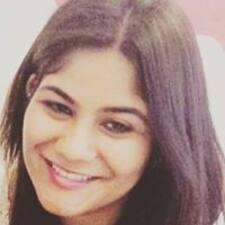 Shreya felhasználói profilja