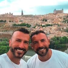Alberto&Tito - Uživatelský profil