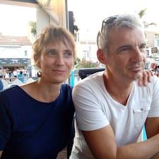 Profil utilisateur de Maryline Et François