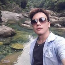 Bo-Yuan felhasználói profilja