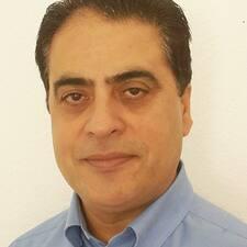 Användarprofil för Saeed Zia