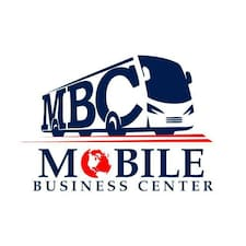 Mobile Business Center的用戶個人資料