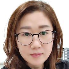Profil utilisateur de 진희
