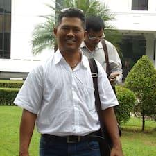 Perfil do utilizador de Komang Wijaya