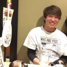 Användarprofil för Ryohei