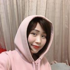宇蓁 User Profile