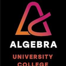 Algebra University User Profile