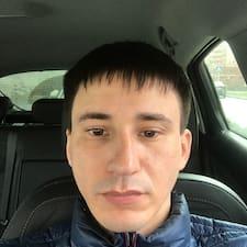 Profil Pengguna Alfred
