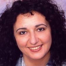 โพรไฟล์ผู้ใช้ María Victoria