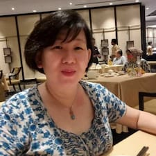 Perfil do utilizador de Mei Li