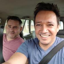 Profil utilisateur de Mauricio & Paul