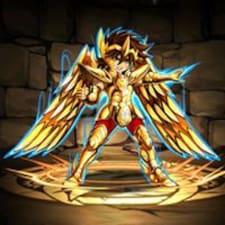 Perfil de usuario de Pegasus