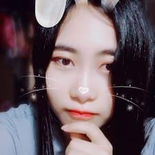 昕冉 User Profile