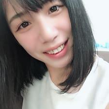 靜婷 felhasználói profilja