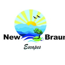New Braunfels is a superhost.