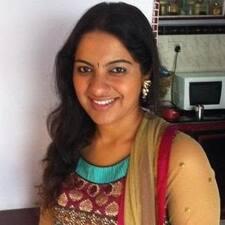 Användarprofil för Anuradha