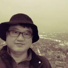 Profil utilisateur de Gwonsik