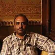 Profil utilisateur de M Srinivas
