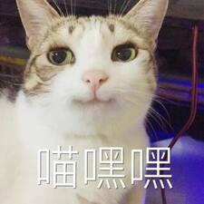 Henkilön Mengqi käyttäjäprofiili