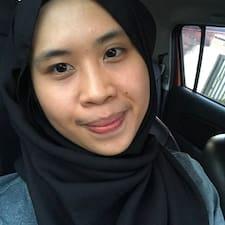 Izyan User Profile