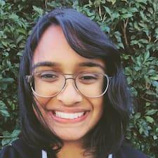 Profil utilisateur de Vaishnavi