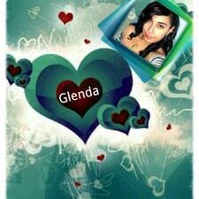 Perfil do utilizador de Glenda